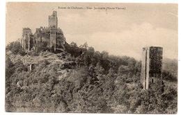 SAINT-JEAN-LIGOURE---Les Ruines De CHALUSSET (ou CHALUCET)-chateau-Tour Jeannette--  éd  ???? - Other Municipalities