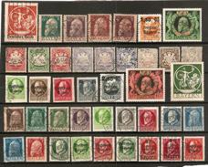 41 Timbres Anciens D'Allemagne ( Bayern ) - Bavière