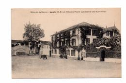 Ascain.  Hotel De La Rhune. - Ascain