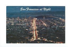 San Francisco At Night 1965 - San Francisco