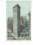 Flat-Iron Building New York 1924 - New York City