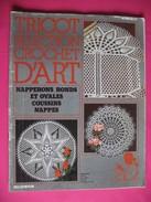 132 - Tricot Sélection - Crochet D'art - N° 67 - 1983 - Moda