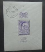 BELGIE  1938    Blok  9  (2)      Postfris **     CW  25,00