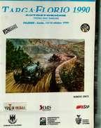 X TARGA FLORIO AUTOSTORICHE 90 NUMERO UNICO 36 PAG. RRR - Automobilismo - F1