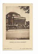 Library Columbia University New York City - Enseignement, Écoles Et Universités