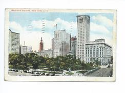 Madison Square New York City 1921 - Places & Squares