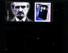 GREAT BRITAIN - 2013  DOCTOR WHO  TARDIS  PERF  15x14  EX SMILERS  MINT NH - 1952-.... (Elisabetta II)
