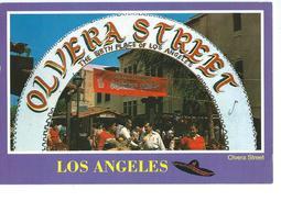 Los Angeles Olvera Street - Los Angeles