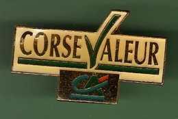 CORSE *** CREDIT AGRICOLE *** CORSE-01 - Villes