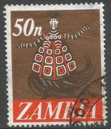 Zambia. 1968 Decimal Currency. 50n Used. SG 138 - Zambia (1965-...)