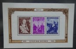 BELGIE  1949    Blok  28    'Van Der Weyden'        Postfris **     CW  190,00