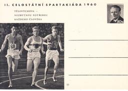 Les Spartakiades 1960-le Demi Fonds