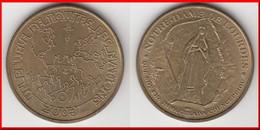 **** 65 - LOURDES - UN PEUPLE DE TOUTES LES NATIONS 2003 - MONNAIE DE PARIS **** EN ACHAT IMMEDIAT !!! - Monnaie De Paris