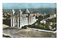Carthage Vue Aérienne De La Basilique - Tunisie