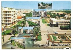 Vues De Tunis - Tunisie