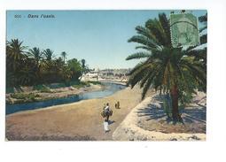 Dans L'oasis Tunisie 1912 - Tunisie