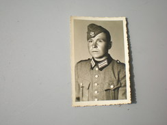 WW2 Nazy Soldier Germani Small Format - Guerre, Militaire