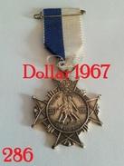 Medaille :Netherlands  - W.S.V . -15 E Jannink Enschede 1964 -  Walking Club - .club De Marche - Netherland