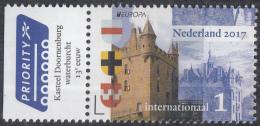 Nederland - Europa/CEPT 2017 - 20 Februari 2017 - Kasteel Doornenburg - Waterburcht 13e Eeuw - MNH - Kastelen