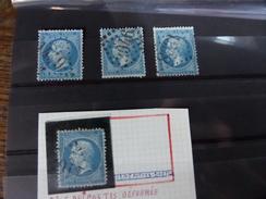 Lot Du 15.05.17_lot De  Classique  Pour Nuance  GC Et Varietés A Voir! - 1862 Napoléon III.