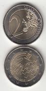 PORTUGAL - Cruz Vermelha Portuguesa 1865-2015, 2 Euro Coin 2015, Unused - Portugal