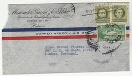 Cover * Cuba * Habana * Tabacos, Cigarros Y Picadura * 1946 * Menéndez Garcia Y Cia., Lda. - Cuba