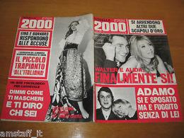 NOVELLA=1969/8=WALTER CHIARI=ALIDA CHELLI=SALVATORE ADAMO=LORETTA GOGGI= - Alte Papiere