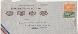 Cover * Cuba * Habana * Tabacos * 1946 * Fernandez Palicio Y Cia. S. En C. - Brieven En Documenten