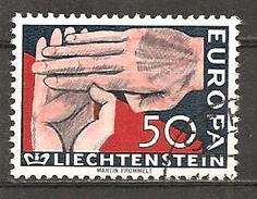 Liechtenstein 1962 // Michel 418 O