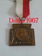 Medaille :Netherlands  - W.S.V De Blaren Noordwolde Friesland / 15 E Dr. Verdenius - W S V Togido - .club De Marche - Netherland