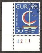 Liechtenstein 1966 // Mi. 469 O - Liechtenstein