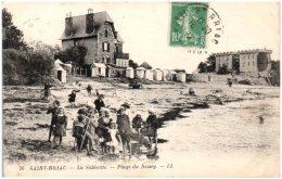 35 SAINT-BRIAC - La Salinette - Plage Du Nessey      (Recto/Verso) - Saint-Briac