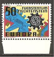 Liechtenstein 1967 // Michel 474 O