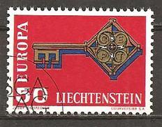 Liechtenstein 1968 // Michel 495 O
