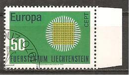 Liechtenstein 1970 // Michel 525 O