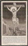 DP. JULIA DE MOERLOOZE ° GENT 1860 - + GENDBRUGGE 1925 - Religion & Esotericism