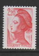 "FRANCE ,N°2376A  "" LIBERTÉ "" - Nuevos"