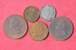 ANGOLA    - 5 COINS     - (Nº10330) - Angola