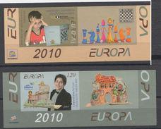 EUROPA CEPT -  2010 NAGORNO ND  MNH - Europa-CEPT
