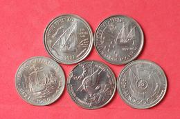 PORTUGAL    - 5 COINS     - (Nº10334) - Portugal