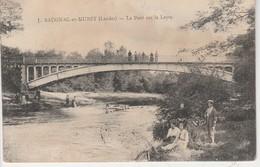 40 - SAUGNAC ET MURET - Le Pont Sur La Leyre - Other Municipalities