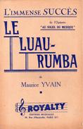 Le Luau-Rumba - Maurice Yvain - Partitions Accordéon Et Violons, 1936 - Music & Instruments