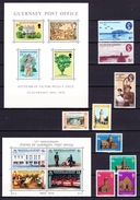 Guernsey Varia ** Zeer Mooi Lot 3546 - Guernesey