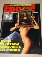 EPOCA=1989/2010=LOUVRE GIOCONDA=JO CHAMPA=SCHIMBERNI=CHIUSANO=ARMATI G.= - Sin Clasificación