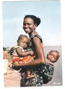 Nigeria - Maternite - Girl - Femme - Nice Stamps - Nigeria