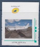 = Le TBM 700 De La Base Aérienne 106 De Bordeaux Mérignac Avec BdF Et Logo La Poste - Personalizzati (MonTimbraMoi)