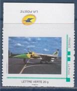 = Le Jaguar EC 4-11 Fut Affecté à La Base Aérienne 106 De Bordeaux Mérignac Avec BdF Et Logo La Poste - France