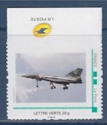 Le Mirage IV P Fut Affecté à La Base Aérienne 106 De Bordeaux Mérignac Avec BdF Et Logo La Poste - Personnalisés (MonTimbraMoi)