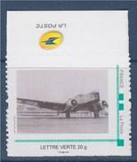 Le Bloch MB 210 Fut Le 1er Avion Affecté à La Base Aérienne 106 De Bordeaux Mérignac Avec BdF Et Logo La Poste