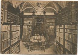 Y2991 Cassino (Frosinone) - Abbazia Di Montecassino - Biblioteca Bibliothèque Library / Non Viaggiata - Altre Città